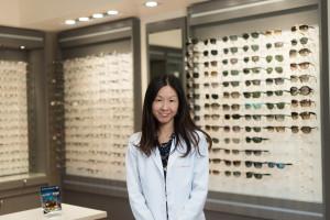 Doctor Sophie Hsu