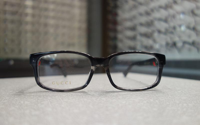 Gucci Designer Eyeglasses - Bright Vision Optometry Chino ...