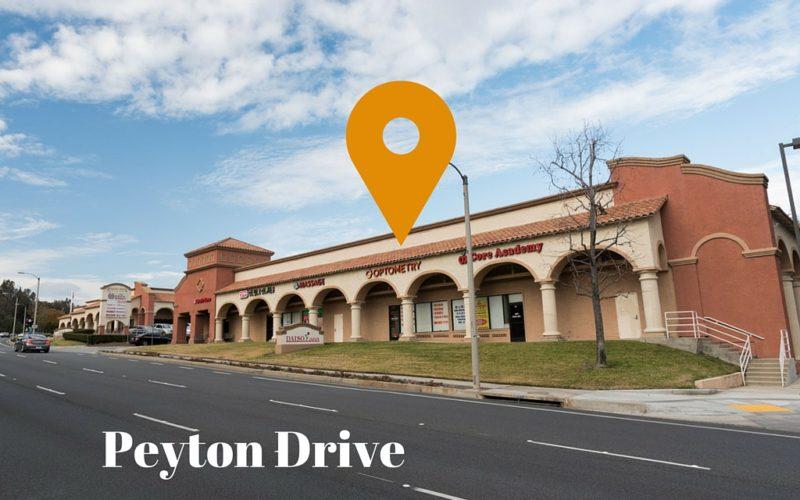 Peyton Drive