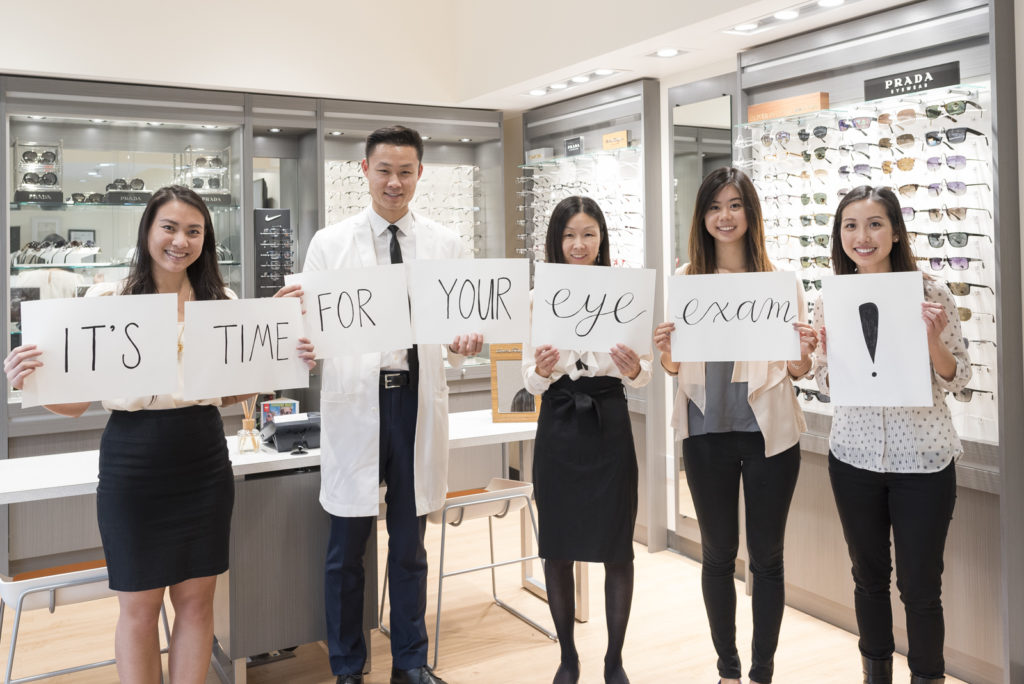 eye exam chino hills