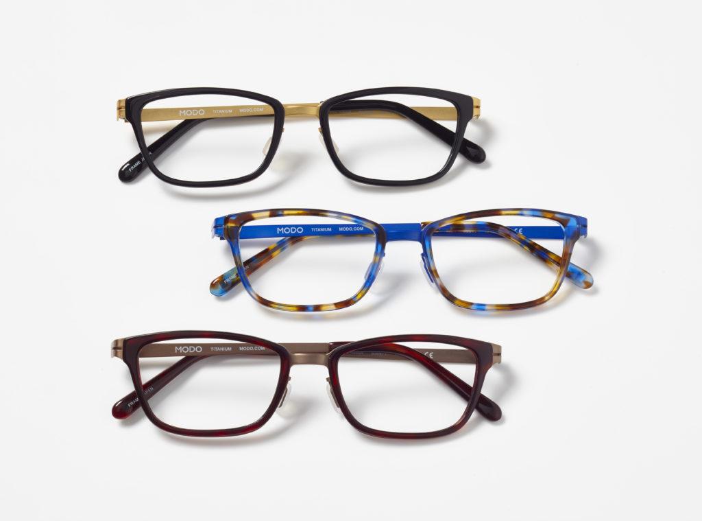 Modo Eyeglasses Titanium