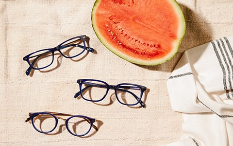 glasses toms